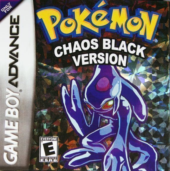 Pokemon Black – Special Palace Edition 1 By MB Hacks (Red Hack) Goomba V2.2 (USA) Game Download Gameboy Advance