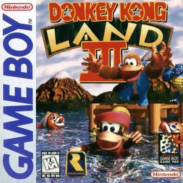 Donkey Kong Land III (USA) Game Download Gameboy