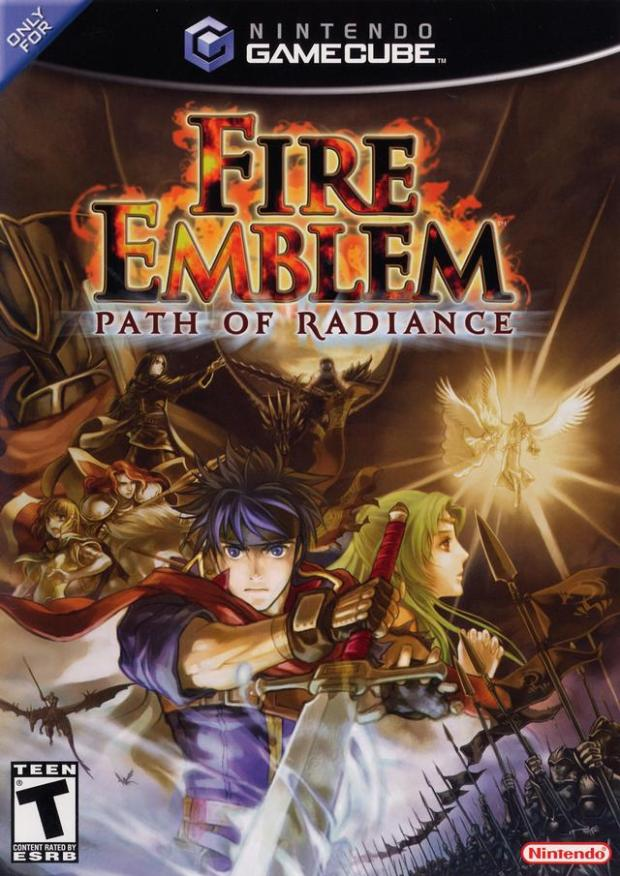Fire Emblem Path Of Radiance (USA) Game Download GameCube