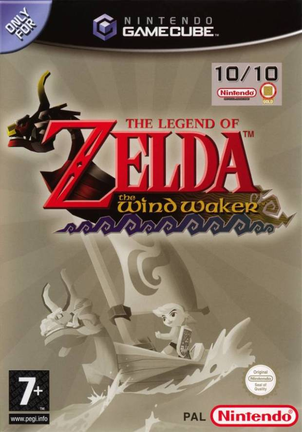 Legend Of Zelda The The Wind Waker (Europe) Game Download GameCube