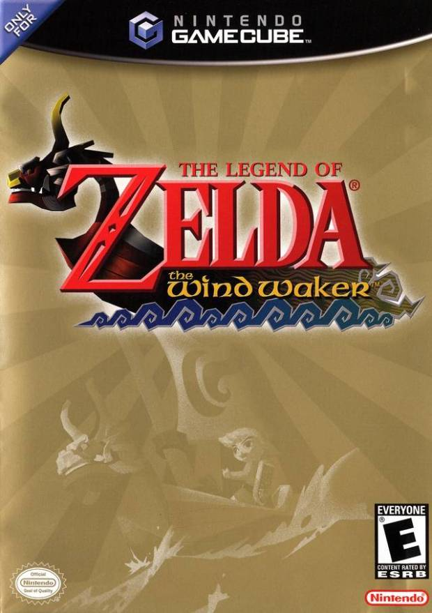 Legend Of Zelda The The Wind Waker (USA) Game Download GameCube
