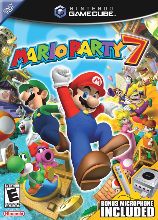 Mario Party 7 (USA) Game Download GameCube