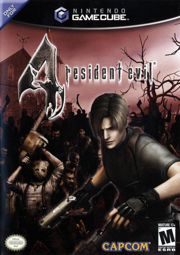 Resident Evil 4 (USA) Game Download GameCube