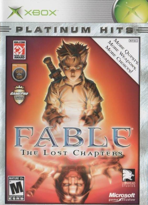 Fable – The Lost Chapters (USA) Game Download Microsoft Xbox