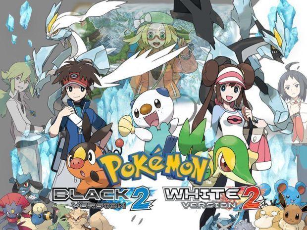 Pokemon Black White 2[friends] ROM (USA) Game Download Nintendo DS