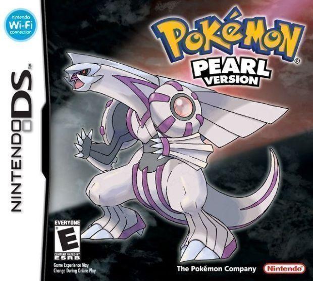 Pokemon Pearl (USA) Game Download Nintendo DS