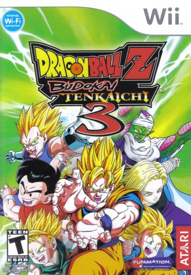 Dragon Ball Z- Budokai Tenkaichi 3 (USA) Game Download Nintendo Wii