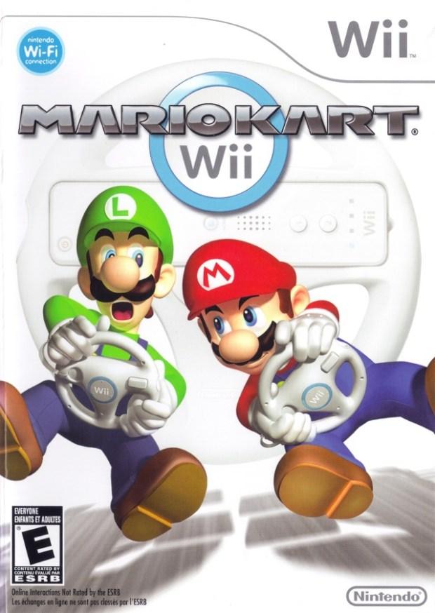 Mario Kart Wii (USA) Game Download Nintendo Wii