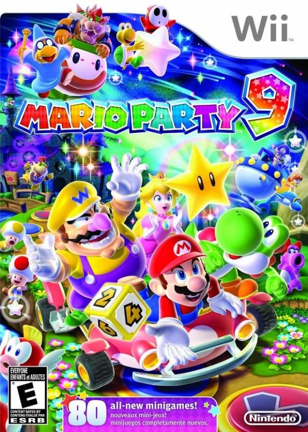 Mario Party 9 (USA) Game Download Nintendo Wii