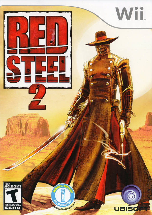 Red Steel 2 (USA) Game Cover