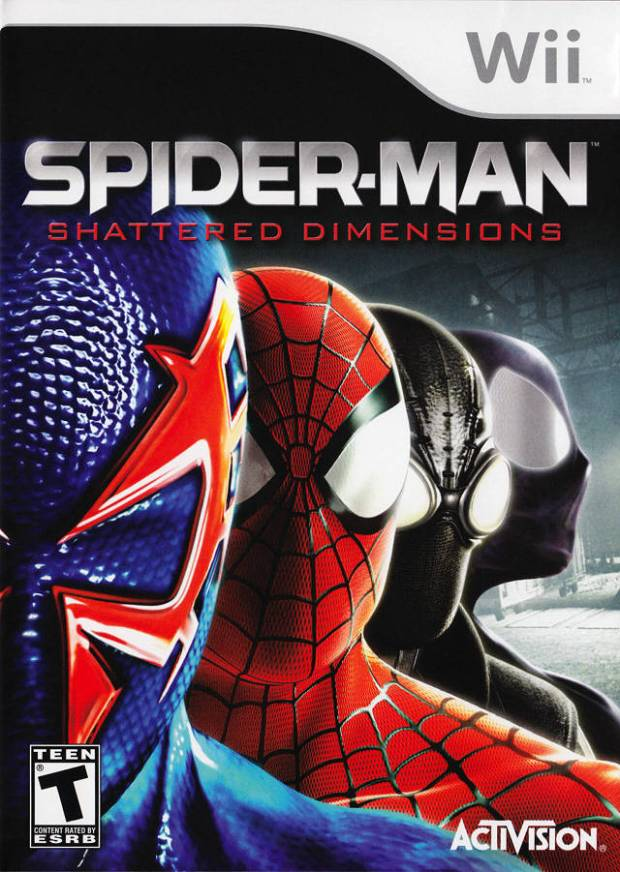 Spider-Man – Shattered Dimensions (USA) Game Download Nintendo Wii
