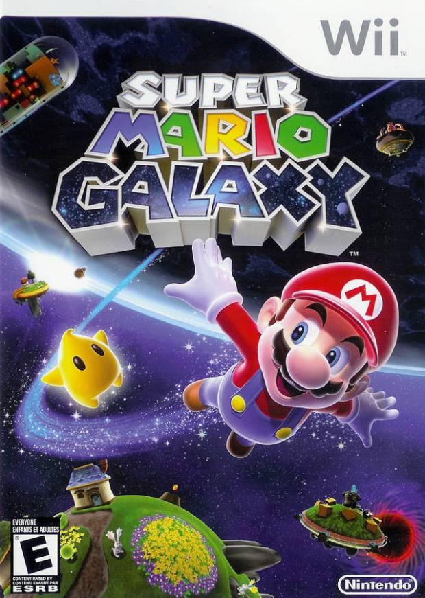 Super Mario Galaxy (USA) Game Download Nintendo Wii