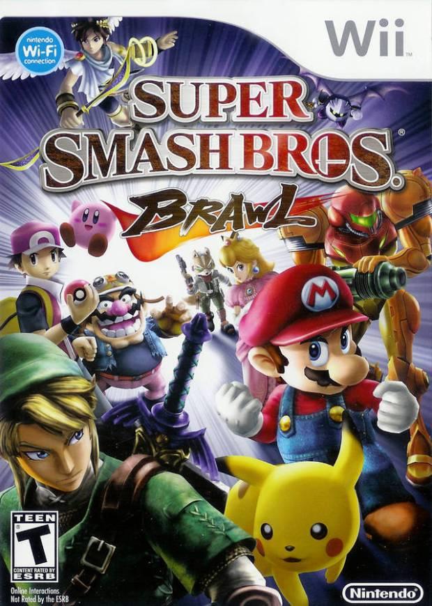 Super Smash Bros Brawl (USA) Game Download Nintendo Wii