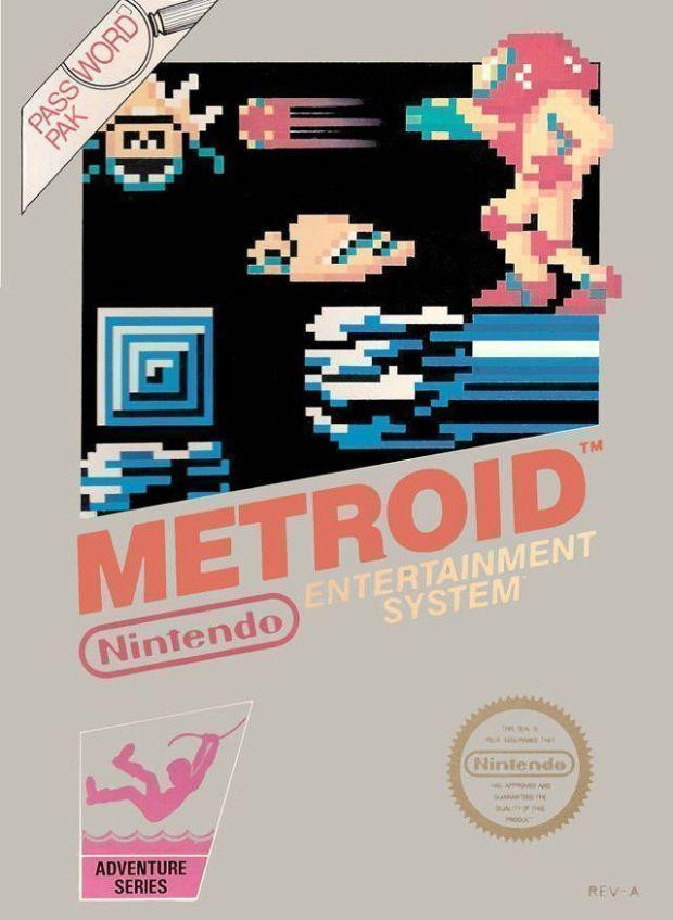 Metroid (USA) Game Download Nintendo