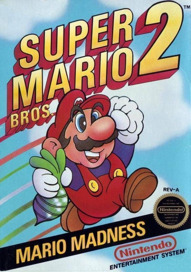 Super Mario Bros 2 (Europe) Game Download Nintendo