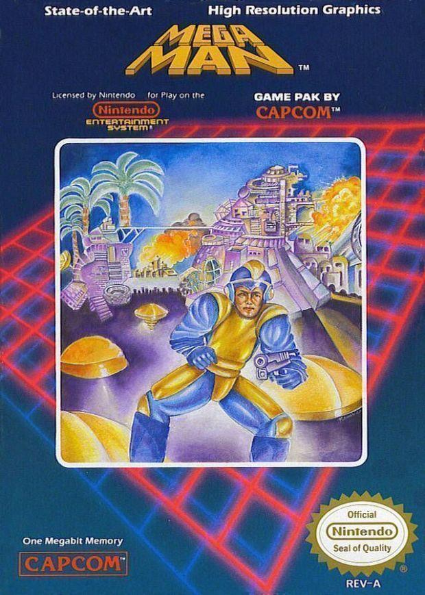Mega Man (USA) Game Download Nintendo