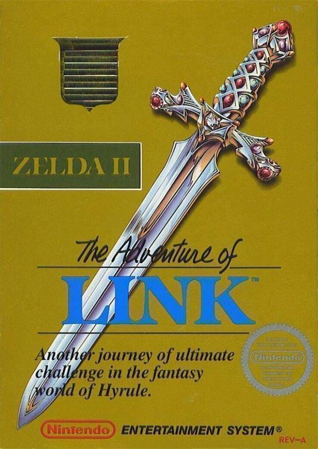 Zelda 2 – The Adventure Of Link (USA) Game Download Nintendo