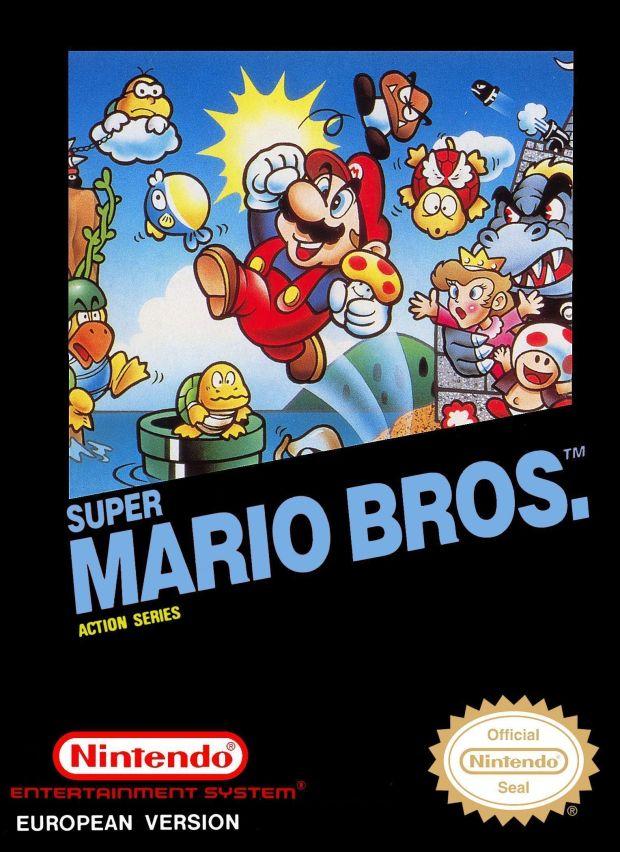 Super Mario Bros (Europe) Game Download Nintendo