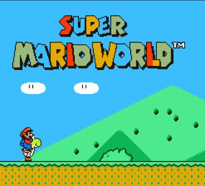 Super Mario World (USA) Game Download Nintendo
