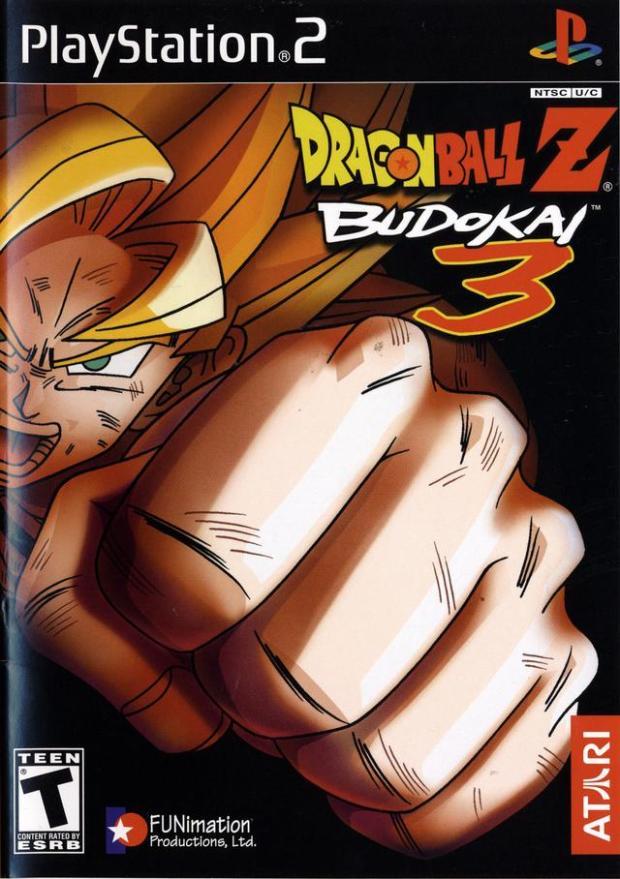 Dragon Ball Z – Budokai 3 (USA) Game Download Playstation 2