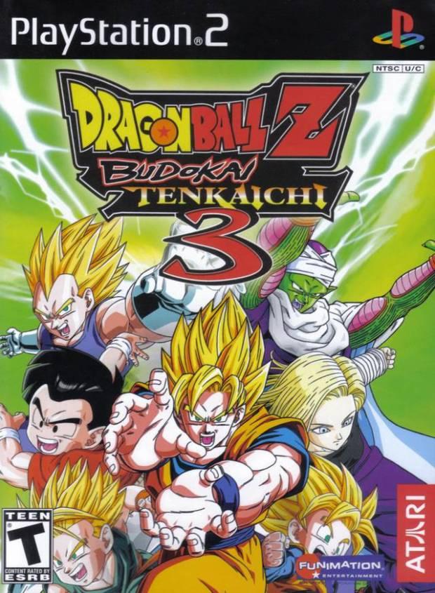 Dragon Ball Z – Budokai Tenkaichi 3 (USA) Game Download Playstation 2
