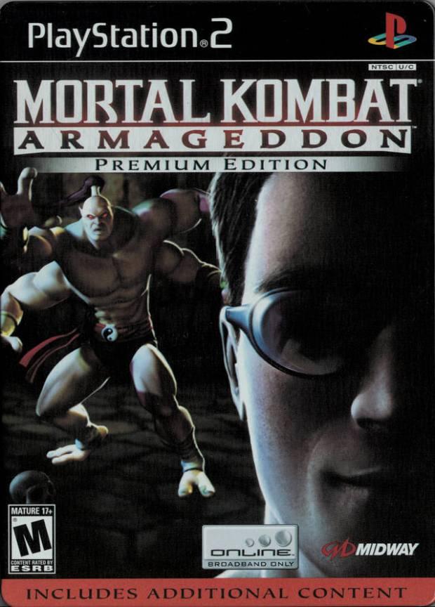 Mortal Kombat – Armageddon – Premium Edition (USA) Game Download Playstation 2