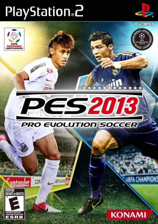PES 2013 – Pro Evolution Soccer (USA) Game Download Playstation 2