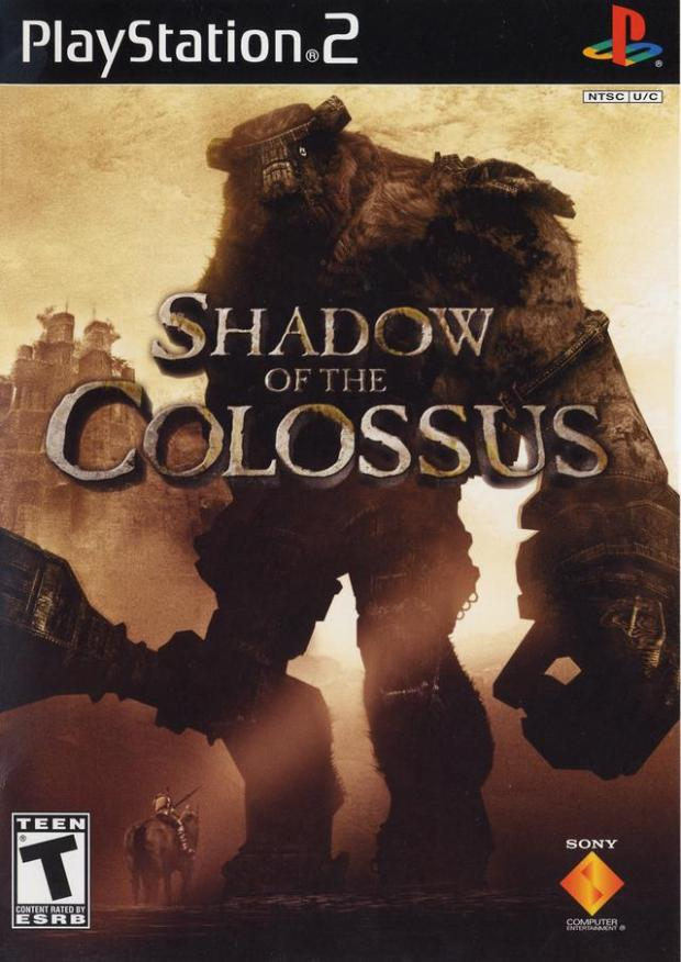 Shadow Of The Colossus (USA) Game Download Playstation 2