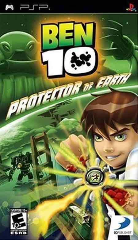 Ben 10 – Protector Of Earth (USA) Game Download Playstation Portable