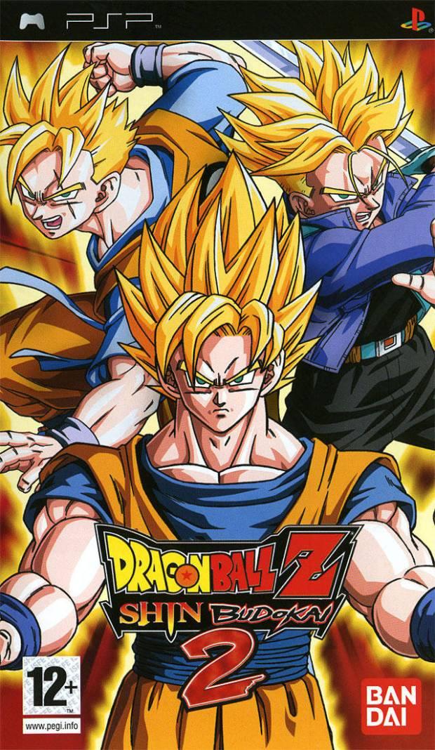 Dragon Ball Z – Shin Budokai 2 (Europe) Game Download Playstation Portable