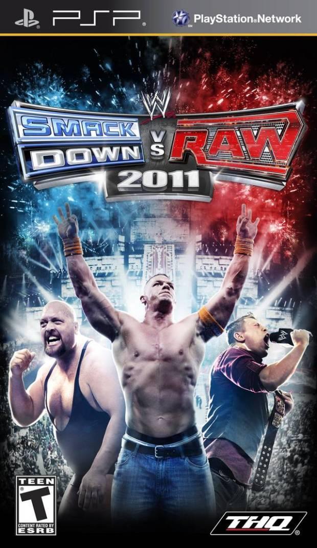 WWE SmackDown Vs. RAW 2011 (USA) Game Download Playstation Portable