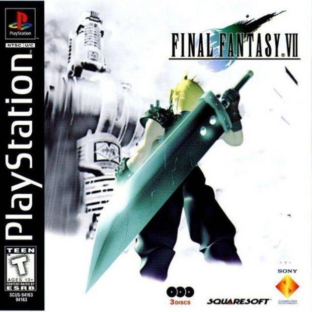 Final Fantasy VII _(Disc_1)_[SCES-00867] (Europe) Game Download Playstation