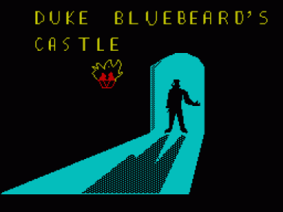 Duke Bluebeard's Castle (1985)(M.42 Software) (USA) Game Download ZX Spectrum