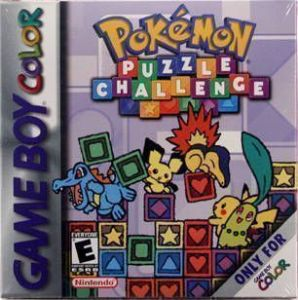 Pokemon Puzzle Challenge   Gameboy Color GBC  ROM Download Pokemon Puzzle Challenge