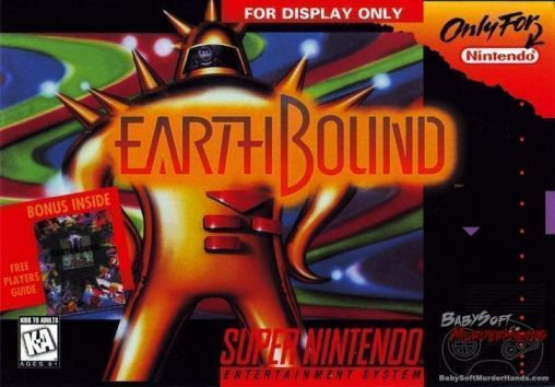 Image result for mother snes