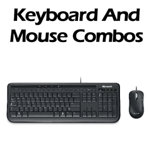 Keyboard and Mouse Combos