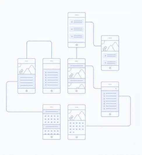 Conception UX Design User interface