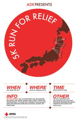 Informative Poster/Flyer