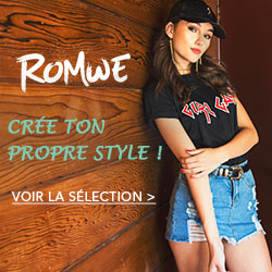 Romwe Print T-shirts