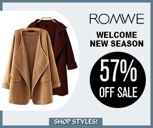 Romwe Cardigan-Sweaters