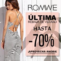 Romwe Maxidress