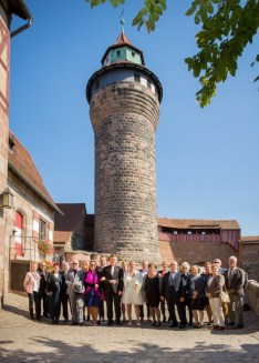 Burg Nürnberg Hochzeit