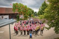 Gruppe Blasmusik Hochzeit Romy Häfner