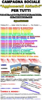Thumbnail for CAMPAGNA SOCIALE - #AgglomeratiAbitativiPerTutti