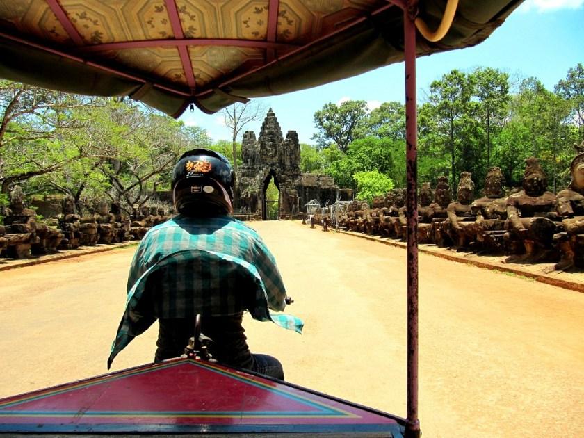 Tuktuk Siem Reap