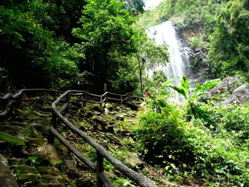 Waterval in Langkawi