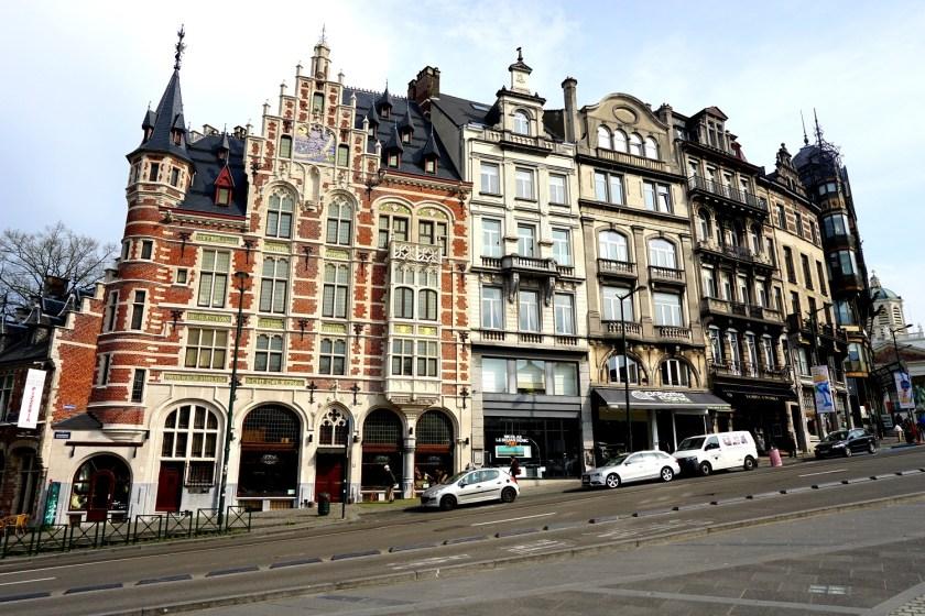 weekendje Brussel