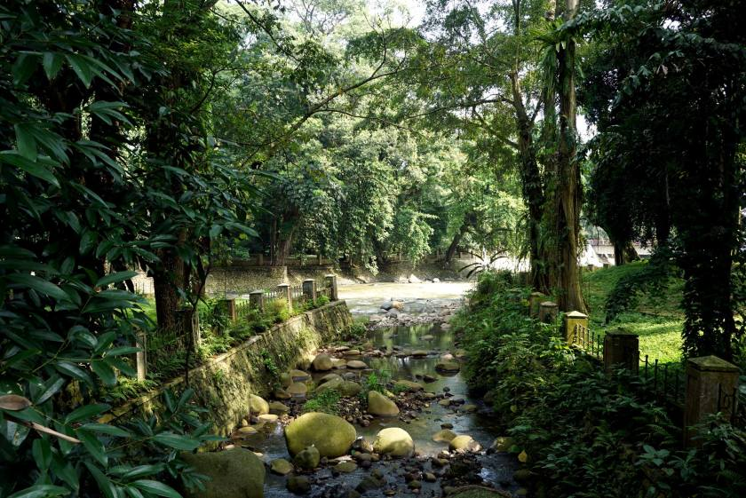 Bogor in Indonesië