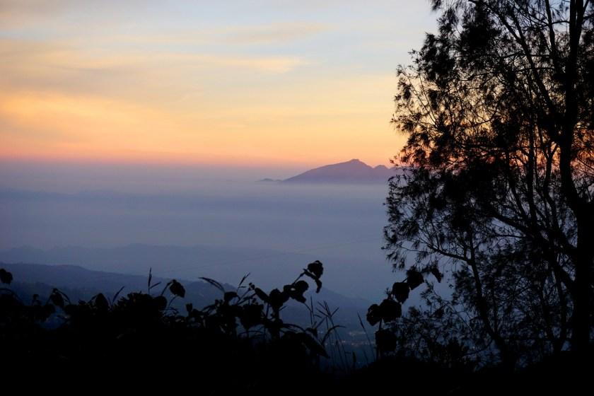 Zonsopkomst Bromo vulkaan