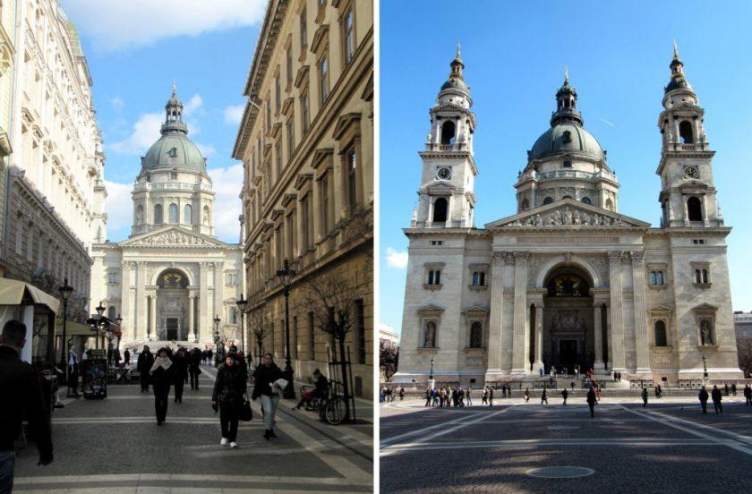 weekendje boedapest tips, Sint Stefanusbasiliek